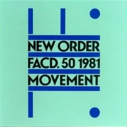 NEW ORDER MOVEMENT CD