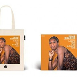 NINA SIMONE LOVE ME OR LEAVE ME + VINYL BAG ΒΙΝΥΛΙΟ LP