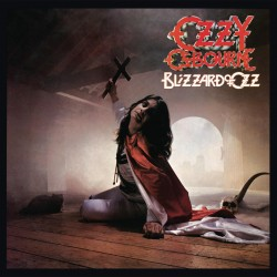 OZZY OSBOURNE BLIZZARD OF OZZ LP LIMITED EDITION COLOR