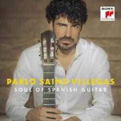 PABLO SAINZ VILLEGAS 2020 SOUL OF SPANISH GUITAR CD