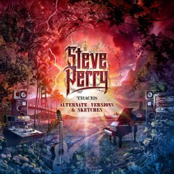 PERRY STEVE TRACES ALTERNATIVE VERSIONS & SKETCHES LP