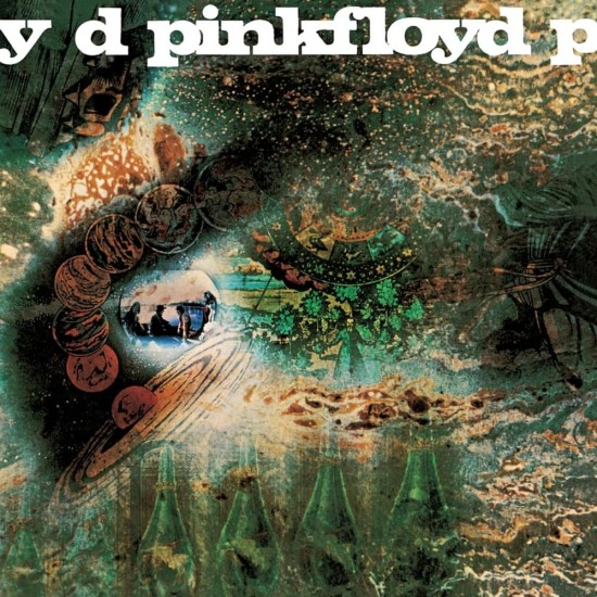 PINK FLOYD A SAUCERFUL OF SECRETS LP