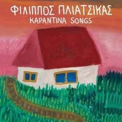 PLIATSIKAS FILIPPOS KARANTINA SONGS CD
