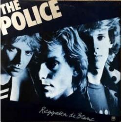 THE POLICE REGGATTA DE BLANC LP