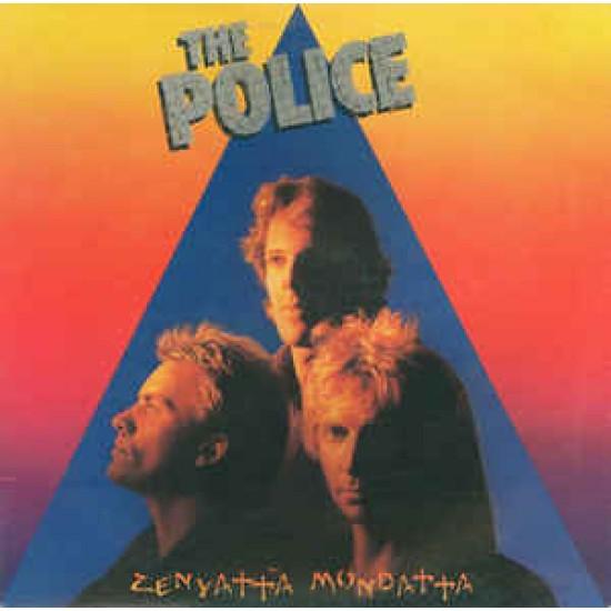 THE POLICE ZENYATTA MONDATTA LP