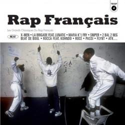 RAP FRANCAIS 2020 LP LIMITED EDITION