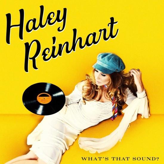 REINHART HALEY WHAT S THAT SOUND? LP