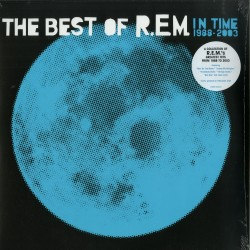 REM IN TIME THE BEST OF REM 2LP