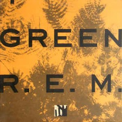 REM GREEN LP