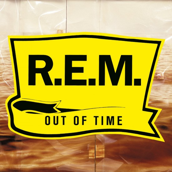 REM OUT OF TIME LP