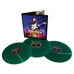 RICHIE BLACKMORE S RAINBOW MEMORIES IN ROCK LIVE IN GERMANY COLORED 3 LP