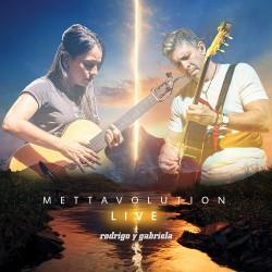 RODRIGO Y GABRIELA 2020 METTAVOLUTION LIVE LP