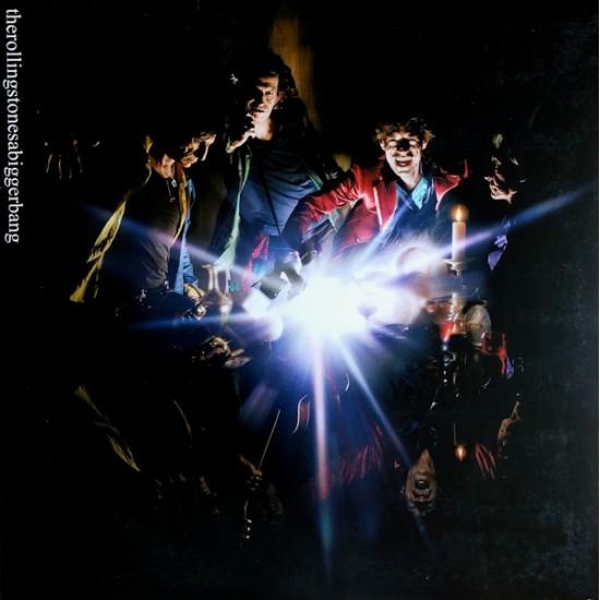 ROLLING STONES A BIGGER BANG HALF SPEED REMASTERED 2 LP
