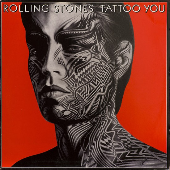 ROLLING STONES TATTOO YOU LP HALF SPEED REMASTERED