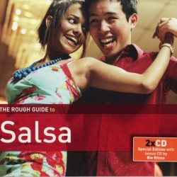 THE ROUGH GUIDE TO SALSA CD DIGIPACK