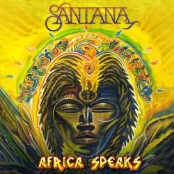 SANTANA AFRICA SPEAKS 2 LP