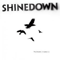 SHINEDOWN THE SOUND OF MADNESS LP LIMITED WHITE