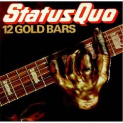 STATUS QUO 12 GOLD BARS LP