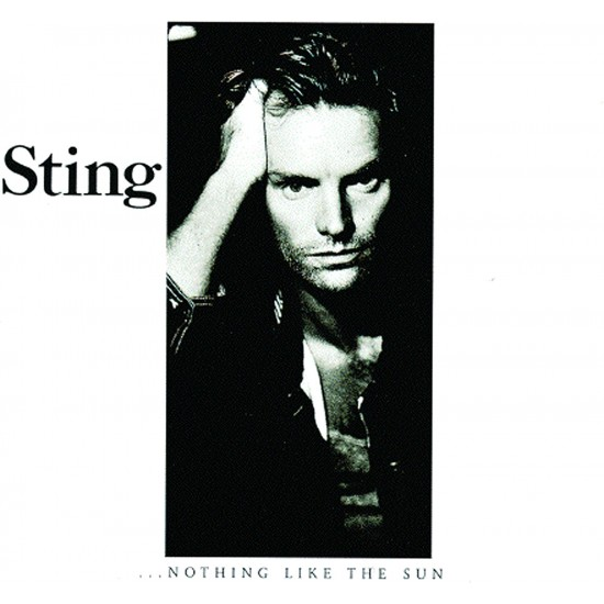 STING NOTHING LIKE THE SUN 2LP