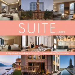 SUITE 2021 by ALEXANDROS CHRISTOPOULOS CD