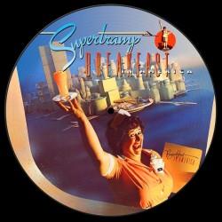 SUPERTRAMP BREAKFAST IN AMERICA PICTURE DISC LP