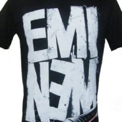 EMINEM RECOVERY T SHIRT MALE M