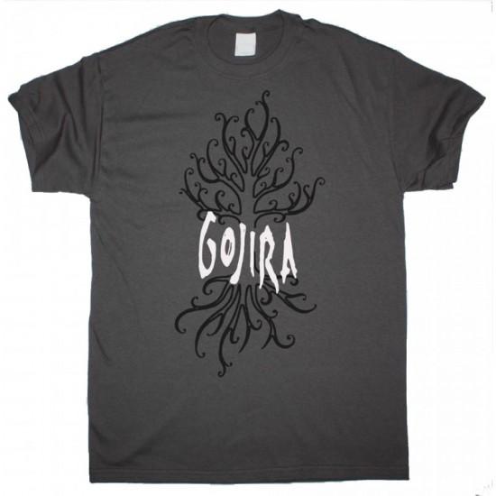 GOJIRA T SHIRT LOGO MALE M