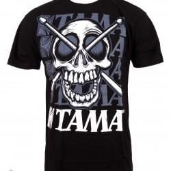 TAMA T SHIRT JOLLY ROGER MALE L