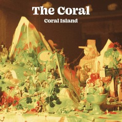 THE CORAL 2021 CORAL ISLAND 2CD