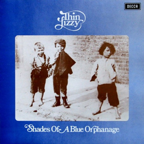 THIN LIZZY SHADES OF A BLUE ORPHANAGE LP