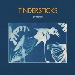 TINDERSTICKS 2021 DISTRACTIONS LP LIMITED EDITION