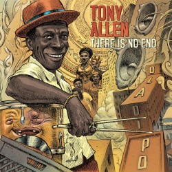 ALLEN TONY THERE IS NO END 2021 2LP