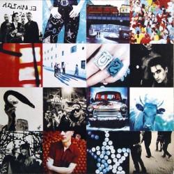 U2 ACHTUNG BABY LP