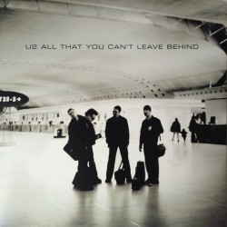 U2 ALL THAT YOU CANT LEAVE BEHIND CD