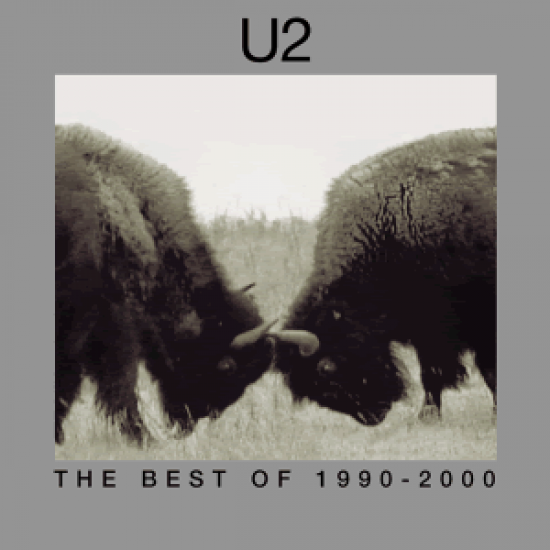 U2 THE BEST OF 1990 2000 LP