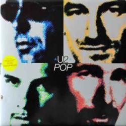 U2 POP LP