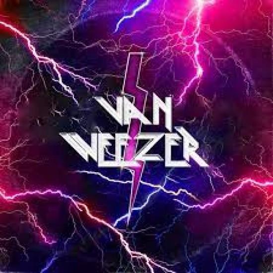 WEEZER VAN 2021 WEEZER CD