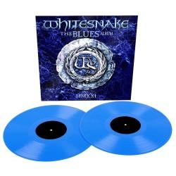 WHITESNAKE 2021 THE BLUES ALBUM 2LP LIMITED BLUE