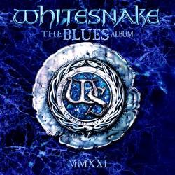 WHITESNAKE 2021 THE BLUES ALBUM CD