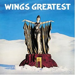 WINGS GREATEST HITS LP