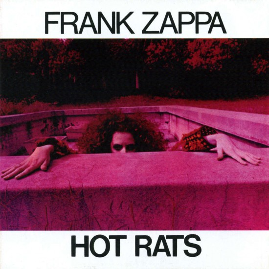 ZAPPA FRANK HOT RATS LP