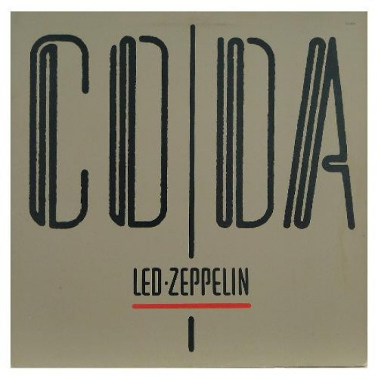 LED ZEPPELIN CODA LP