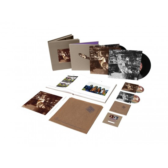 LED ZEPPELIN IN THROUGH THE OUT DOOR SUPER DELUXE EDITION LP
