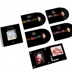 LED ZEPPELIN THE SONG REMAINS THE SAME 4 LP