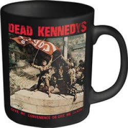MUG DEAD KENNEDYS CONVENIENCE OR DEATH