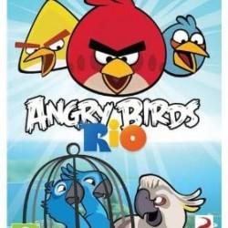 ANGRY BIRDS RIO PC CD ROM