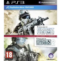 GHOST RECON FUTURE SOLDIER ADVANCED EWARFIGHTER PS3