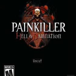 PAINKILLER HELL & DAMNATION UNCUT PC DVD ROM