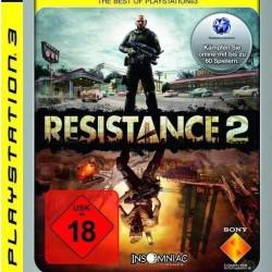 RESISTANCE 2 PLATINUM PS3