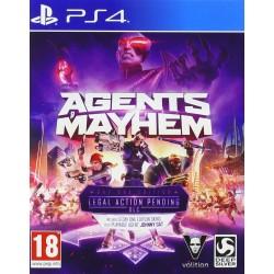 AGENTS MAYHEM LEGAL ACTION PENDING DLC PS4